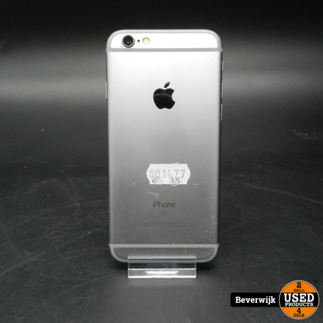 iPhone 6S 16GB Space Gray - In Goede Staat