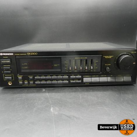 Pioneer SX-2300 Stereo Receiver 470 Watt