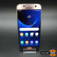 Samsung Samsung Galaxy S7 32 GB Rose Gold In Goede Staat