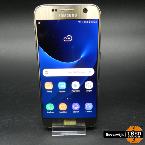 Samsung Galaxy S7 32 GB Gold In Goede Staat