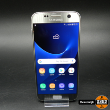 Samsung Samsung Galaxy S7 32 GB Silver In Goede Staat
