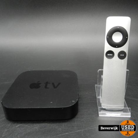 Apple TV (3e generatie) A1427 - In Goede Staat