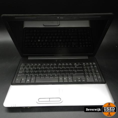 Compaq Presario CQ60-400SD 4GB Win 10 - In Goede Staat