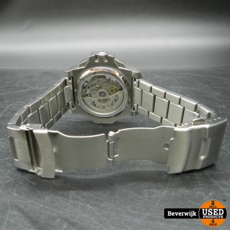 Reign Commodus Automatic 48mm Heren Horloge - In Nette Staat