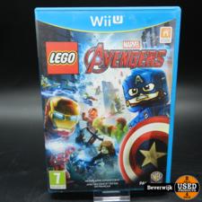 Nintendo Lego Avengers - Wii-U game