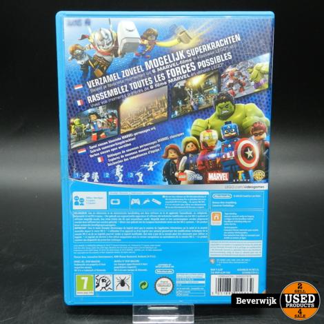 Lego Avengers - Wii-U game