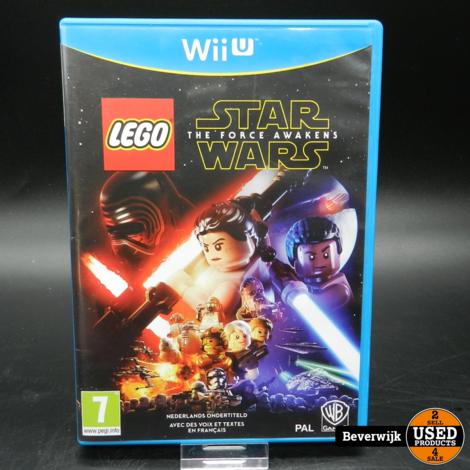 Lego Star Wars - Wii-U Game