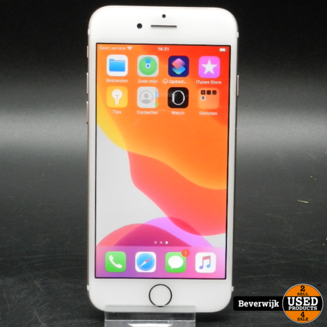 iPhone 7 32GB Rose Gold - In Goede Staat