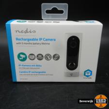 Nedis Nedis Rechargeable IP Smart Home Camera - NIEUW