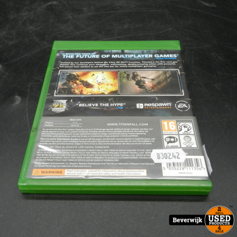 TitanFall Xbox One Game - In Goede staat