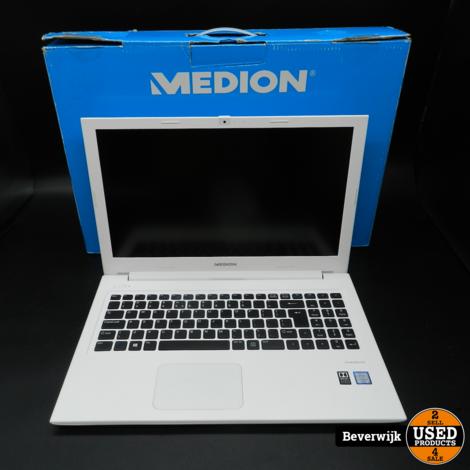 Medion S6421 -MD 60564 Laptop i3 4GB 128GB SSD - Nieuwstaat