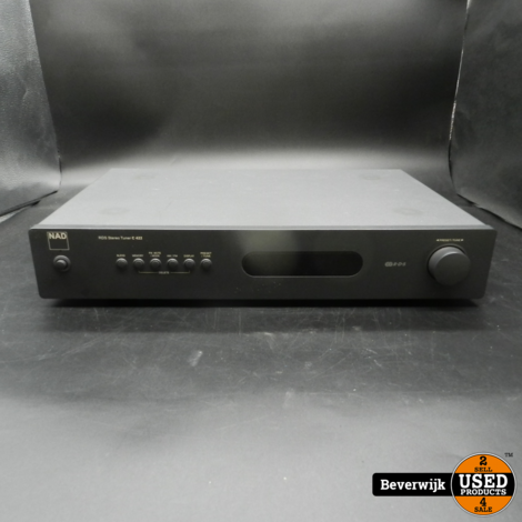 NAD RDS Stereo Tuner C 422