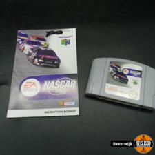 Nintendo Nascar 99 - Nintendo 64 Game