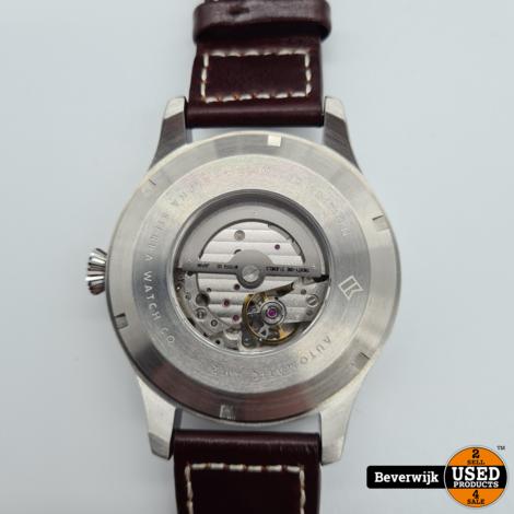 Alpha Sierra AM2 Automaat Herenhorloge - In nieuwstaat