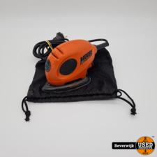 black & Decker Black & Decker KA161 Mouse Palmschuurmachine - In Goede Staat