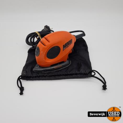 Black & Decker KA161 Mouse Palmschuurmachine - In Goede Staat