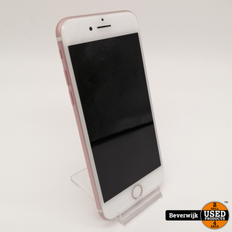 Apple iPhone 7 32GB Rose Gold Accu 85% - In goede staat