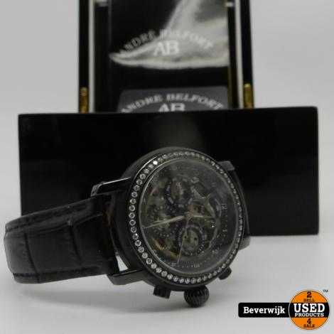 Andre Belfort AB 5610 Automatisch Horloge - In Goede Staat