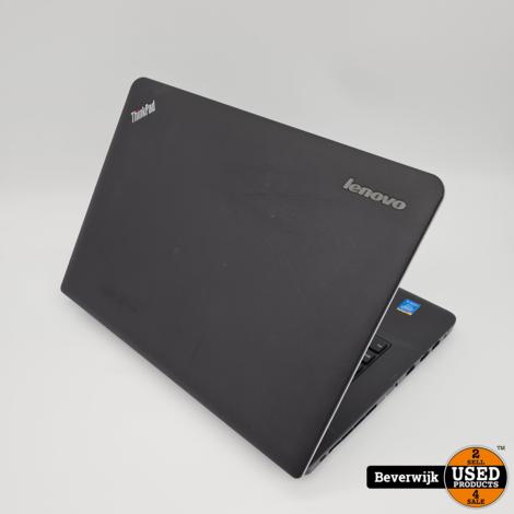 Lenovo E440 14 Inch 6GB RAM 500GB HDD Win10 HDMi - In Goede Staat