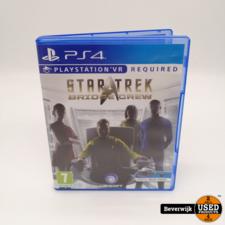 Sony Startrek Bridgecrew PS4 Game - In Goede Staat