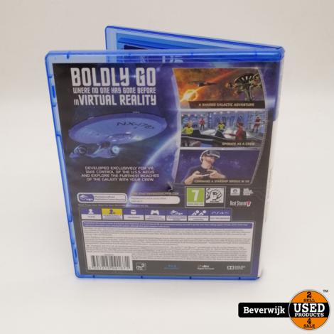 Startrek Bridgecrew PS4 Game - In Goede Staat
