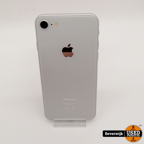 Apple iPhone 8 64 GB Wit - In Goede Staat
