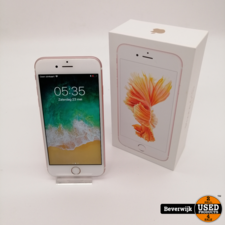 Apple Apple iPhone 6S 16 GB Rose Gold - In Goede Staat