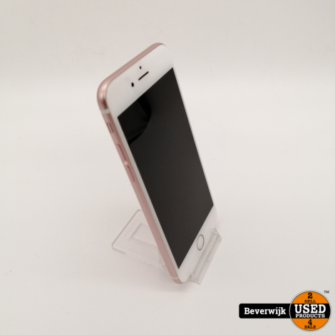 Apple iPhone 6S 16 GB Rose Gold - In Goede Staat