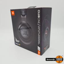 JBL JBL ClubOne Bluetooth Headset Zwart - Nieuw in Seal