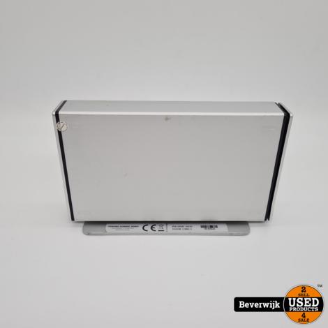 Toshiba Externe Hardeschijf 500GB Aluminium - In Goede Staat