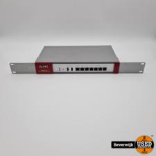 ZyXEL ZyXEL USG110 Firewall / 7 Poorts Switch - In goede staat