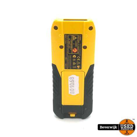 Stanley TLM 99S Afstandsmeter met Bluetooth 30m - In Nette Staat
