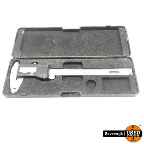 PowerFix Z22855F Digitale Schuifmaat 150mm - In Goede Staat