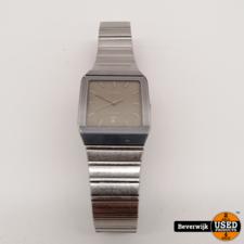 Rado Rado Diastar 129.0266.3 Quartz Unisex Horloge - In Goede Staat