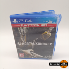 Sony Mortal Kombat X PS4 Game - In Goede Staat