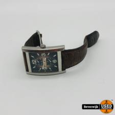 Guess Guess W11089GZ Herenhorloge - In Prima Staat