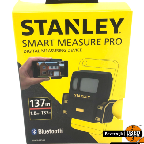 Stanley STHT1-77366 | Smart Measure Pro | Afstandsmeter | Nieuw