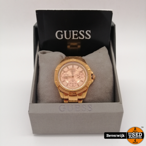 Guess W0235L3 Phantom Vrouwen Horloge - In Goede Staat