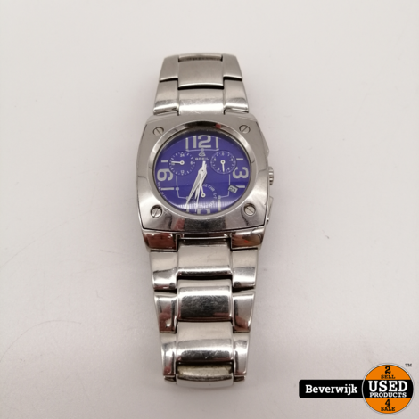 Breil Wide Chrono Unisex Horloge - In Goede Staat
