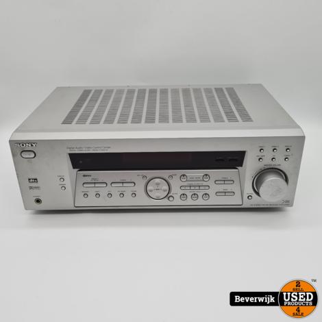 Sony STR-K740P 5.1 Surround Receiver Excl. Afstandsbediening