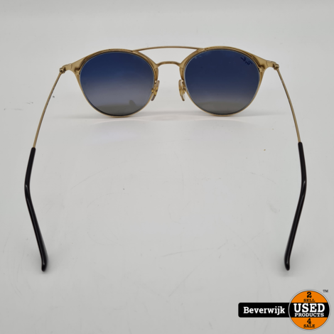 Ray-Ban RB3546 Dames Zonnebril - In Goede Staat