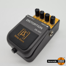 Beta-Aivin Beta-Aivin DISTORTION DS-100 Effect Pedal -  In Goede Staat
