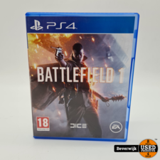 Sony Battlefield 1 - PS4 Game