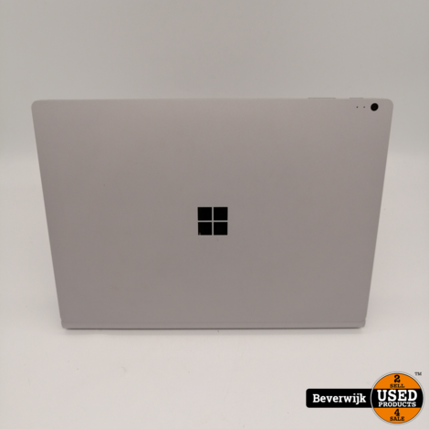 DAGDEAL Microsoft Surface Book 2 13.5 Inch Laptop - In Nette Staat