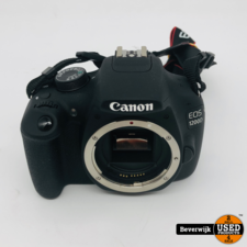 Canon EOS 1200D Body 18,7MP in goede staat