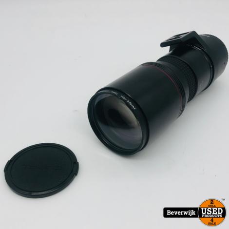 Tokina AF400 Close Focus Camera Lens - In Goede Staat