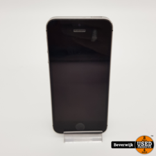 Apple iPhone SE 32GB space Gray In Goede Staat
