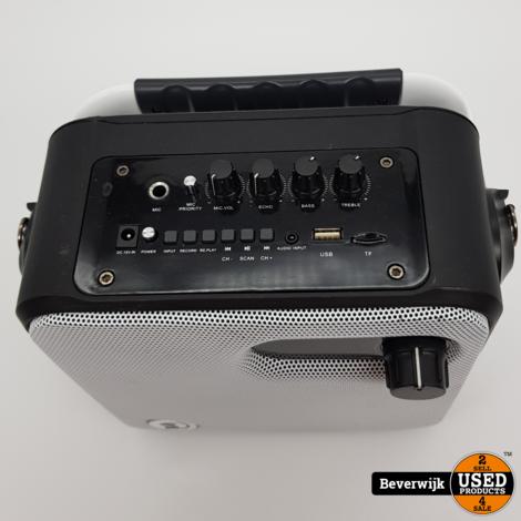 Wonky Monkey Bluetooth Speaker - Werkt alleen op stroom