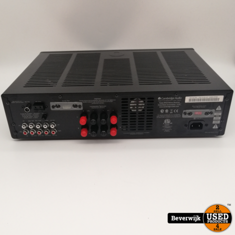 Cambridge Audio Topaz SR10 Stereo Receiver in Goede Staat