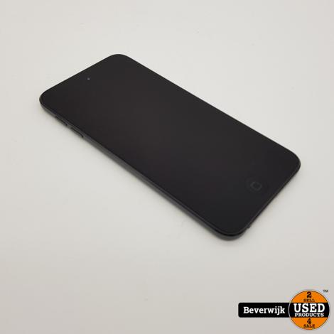 Apple iPod Touch 6e Generatie 16GB Space Gray - In Nette Staat